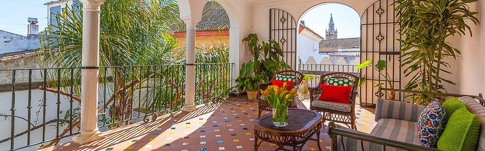 casapalacio Hoteles en Andalucia