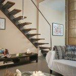 escalera sofa Hoteles en Andalucia