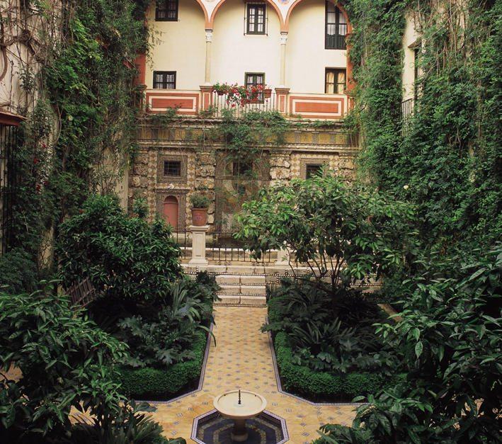 patio Hoteles en Andalucia