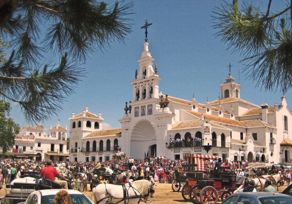 01b pilgrimage of the virgin de la rocc3ado ermita del rocc3ado huelva province autonomous community of andalucc3ada Hoteles en Andalucia