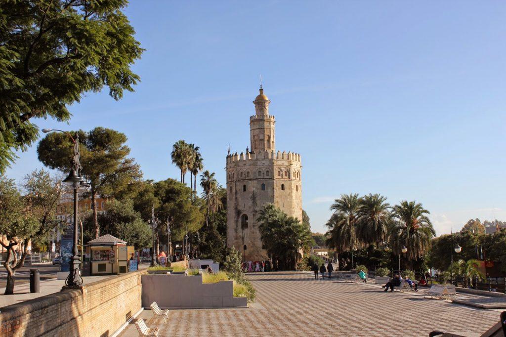 SEVILLA. LA TORRE DEL ORo Hoteles en Andalucia