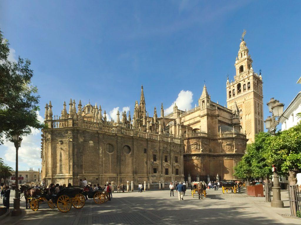 Sevilla Cathedral Southeast Hoteles en Andalucia
